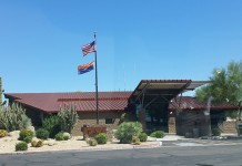 carefree fire station
