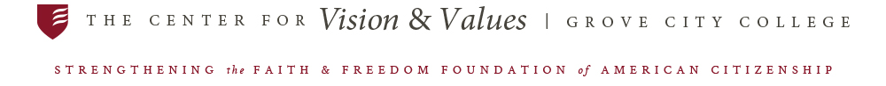 center for vision values
