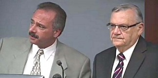 Mike Zullo, Sheriff Joe Arpaio