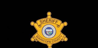 sheriff badge maricopa county