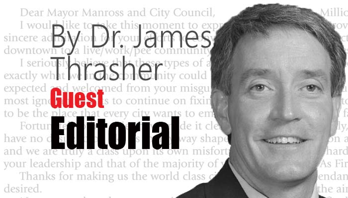 Dr. James Thrasher