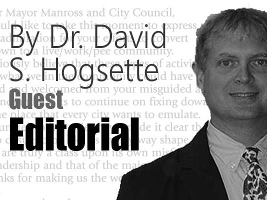 Dr. David S. Hogsette