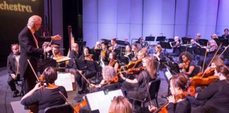 NVSO performs concerts to bring holiday cheer.