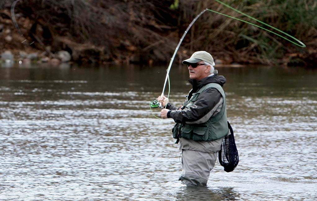 Top 5 az winter fishing holes during holidays sonoran news for Best fishing in arizona