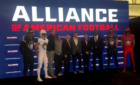 New Pro Football League Coming In 2019 Sonoran News