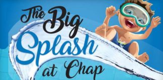 the big splash at the chap