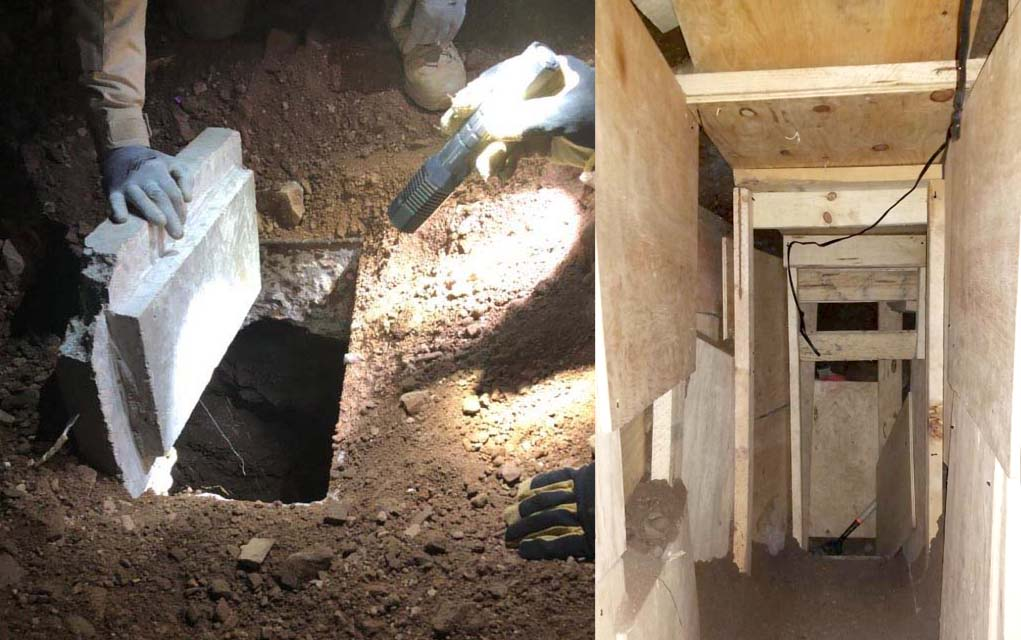 Illicit cross-border tunnel discovered in Nogales | Sonoran News